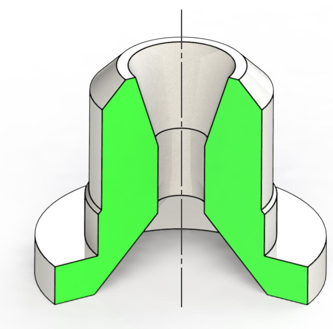 Насадка полиуретановая на МОД-2М