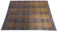 Перфорированный стальной лист (негуммированный)
