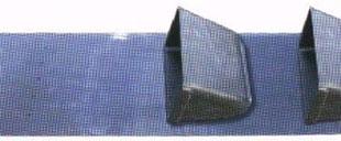 ковшовая перфорированная лента