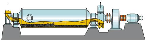 Уплотнитель резиновый бронеболта шаровой мельницы