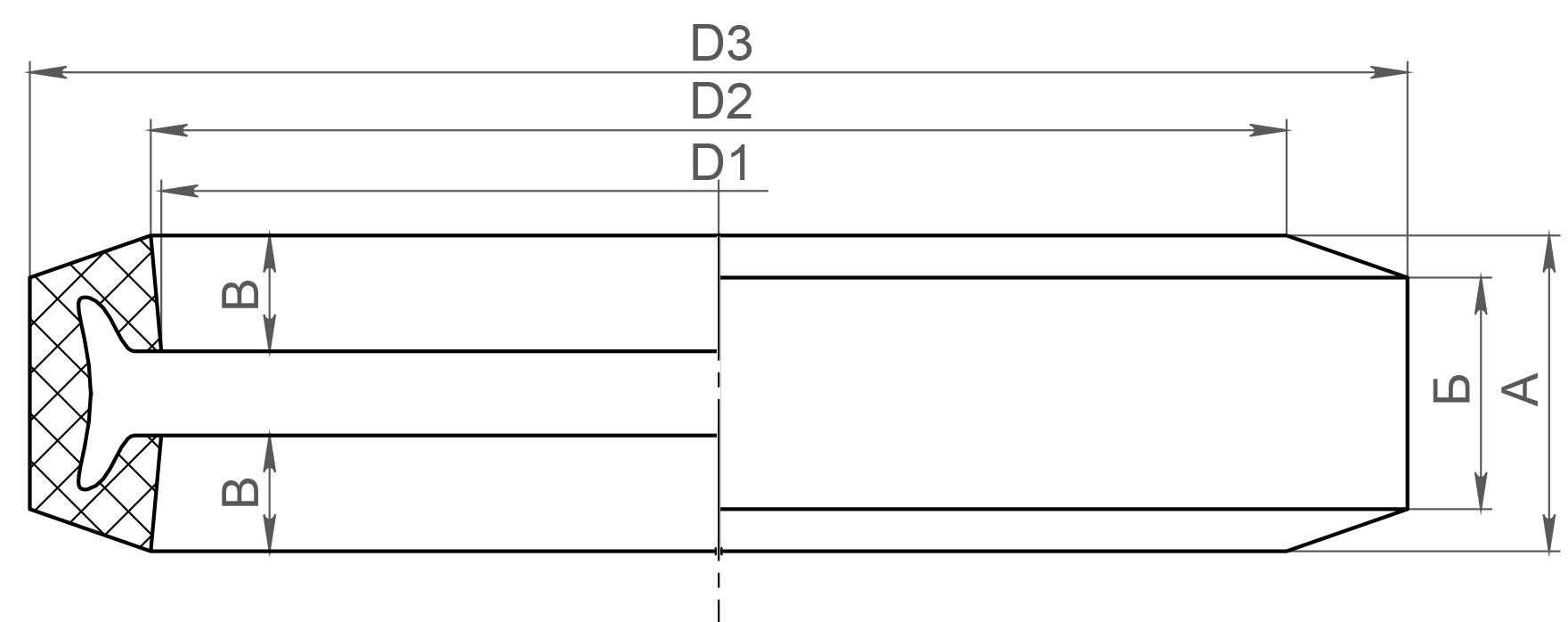 Манжеты полевого трубопровода ТУ 38 105376-92