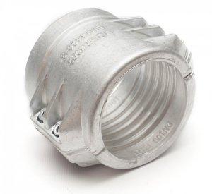 Обжимные хомуты применяются для жесткого фиксирования рукава/водовода на быстроразъемном соединении.