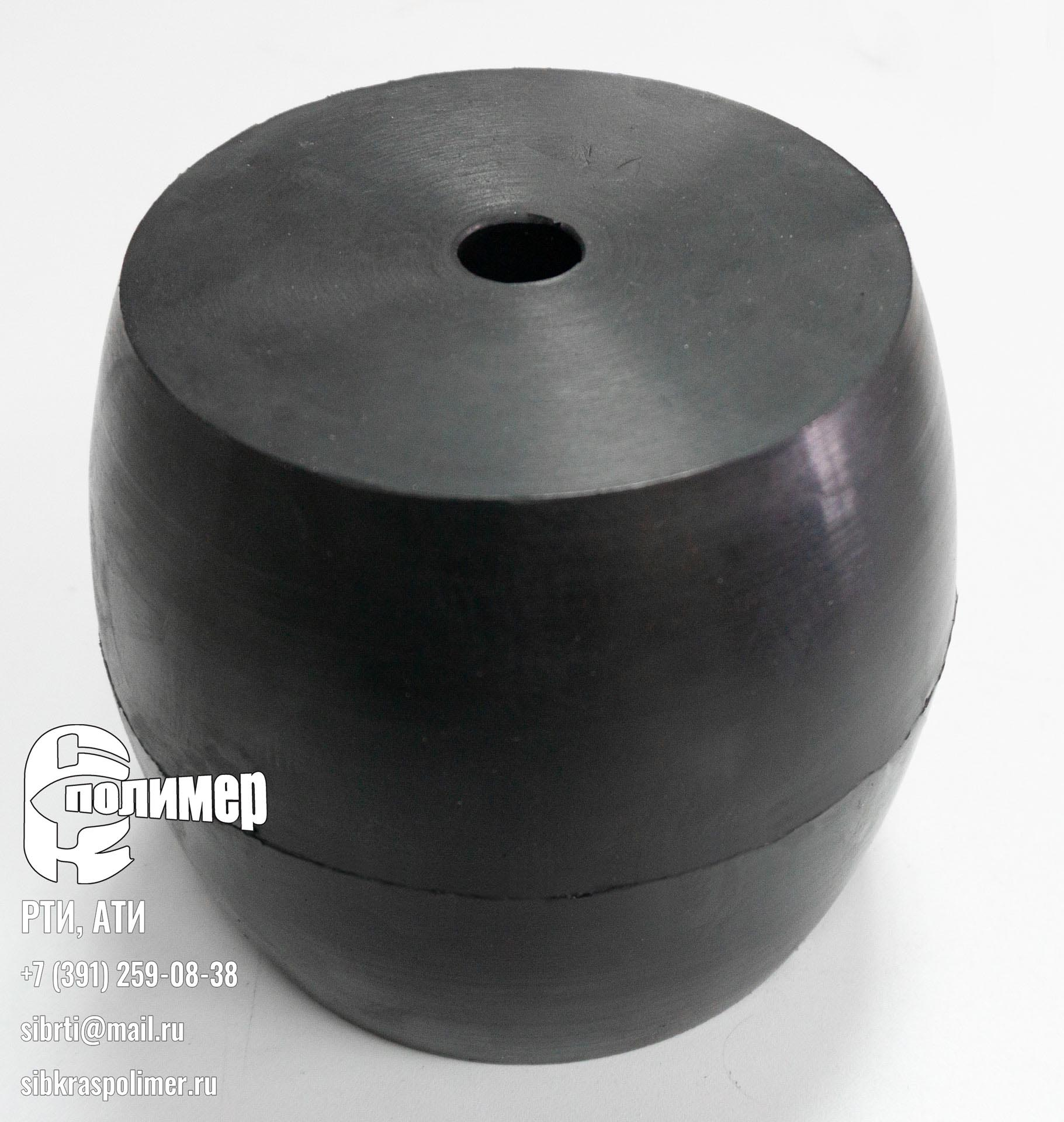 подушка амортизатор для грохота