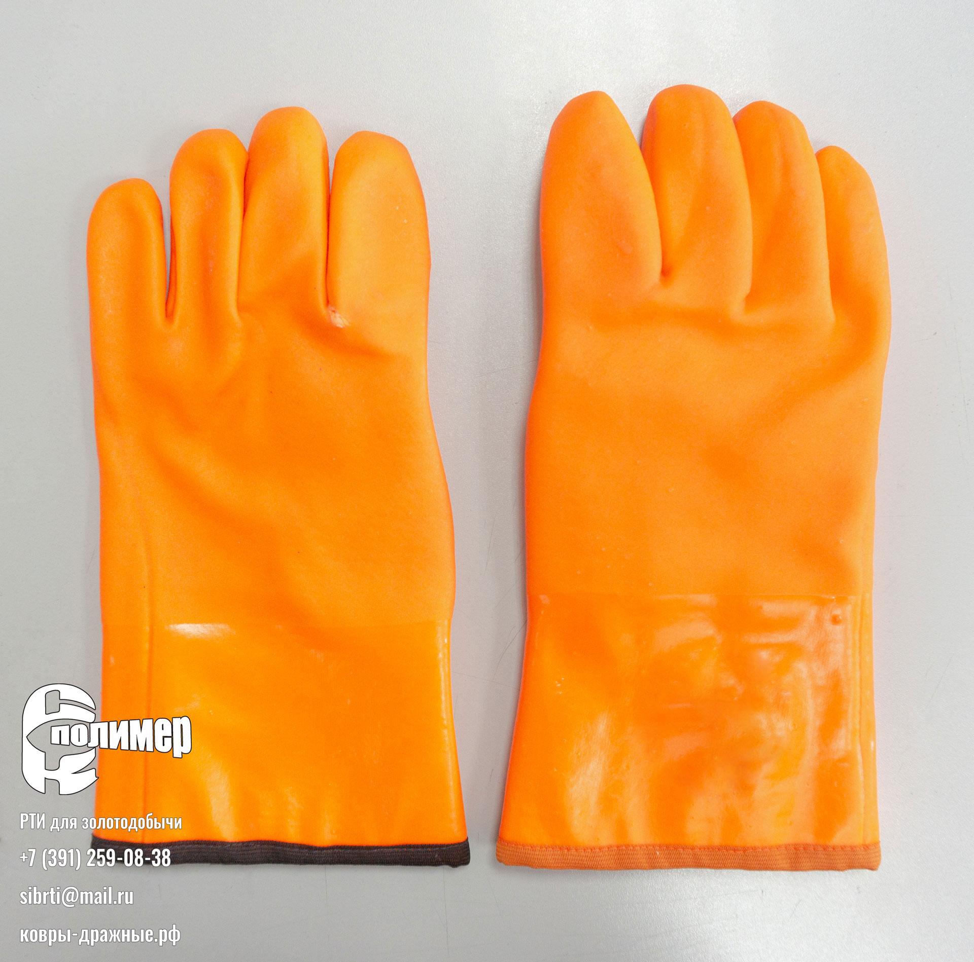 Перчатки полимерные заказать