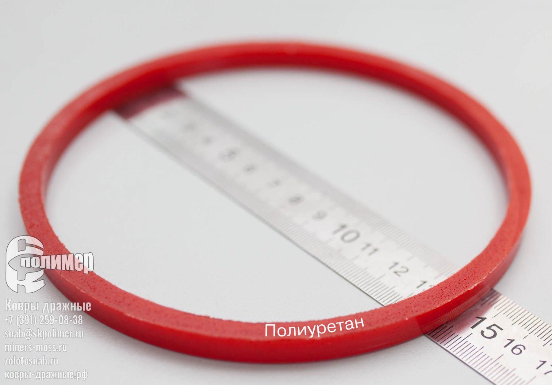 кольцо для буровой установки diamec