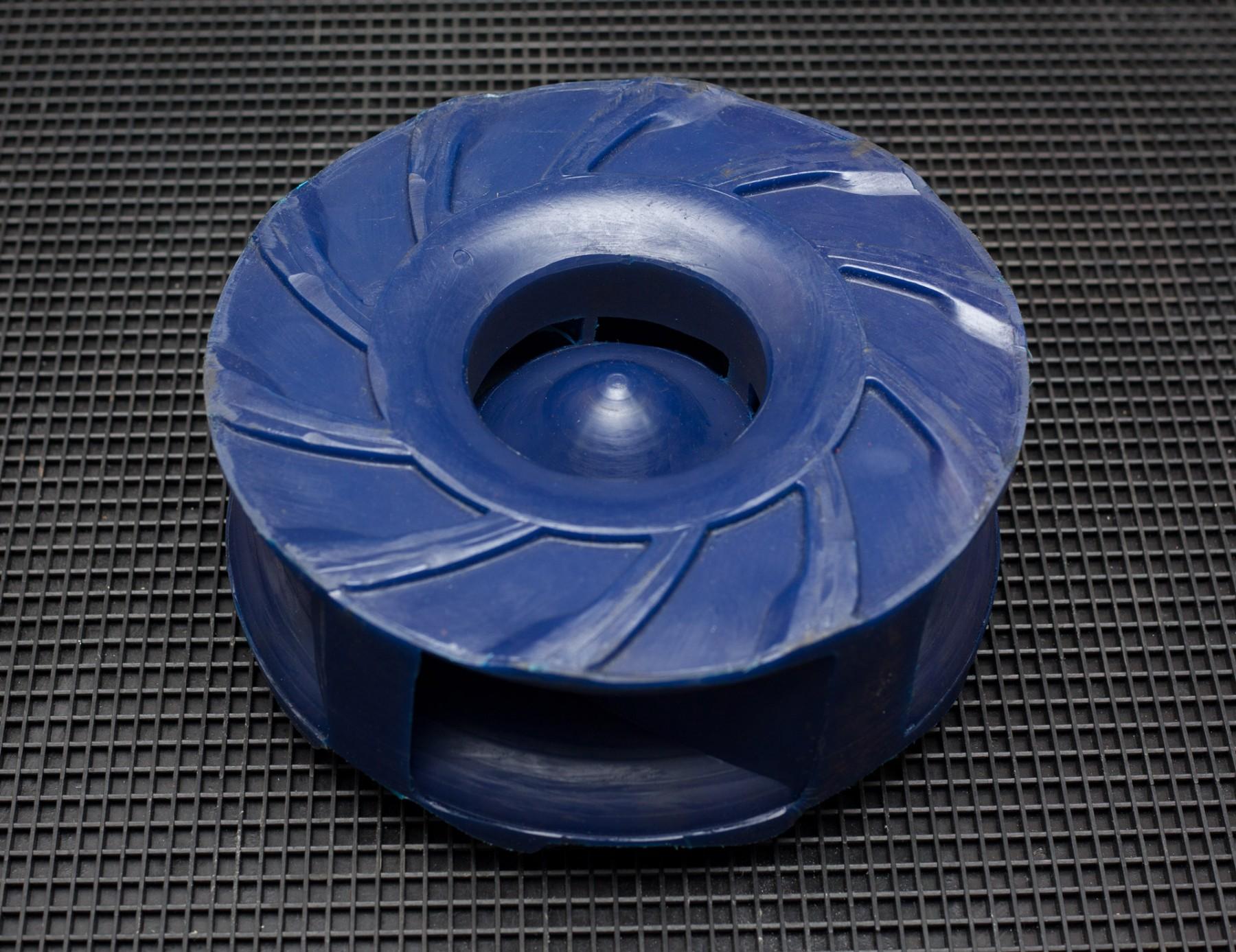 Рабочее колесо для шламового насоса Warman 3/4E