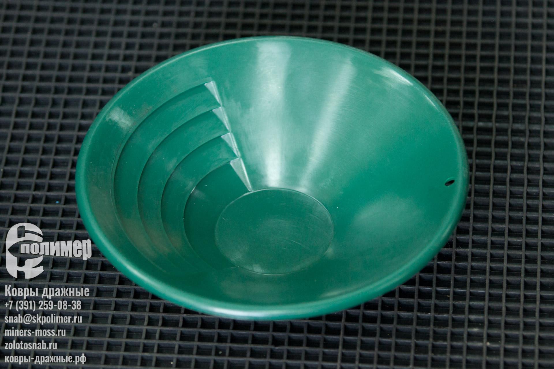 лоток старательский пластиковый