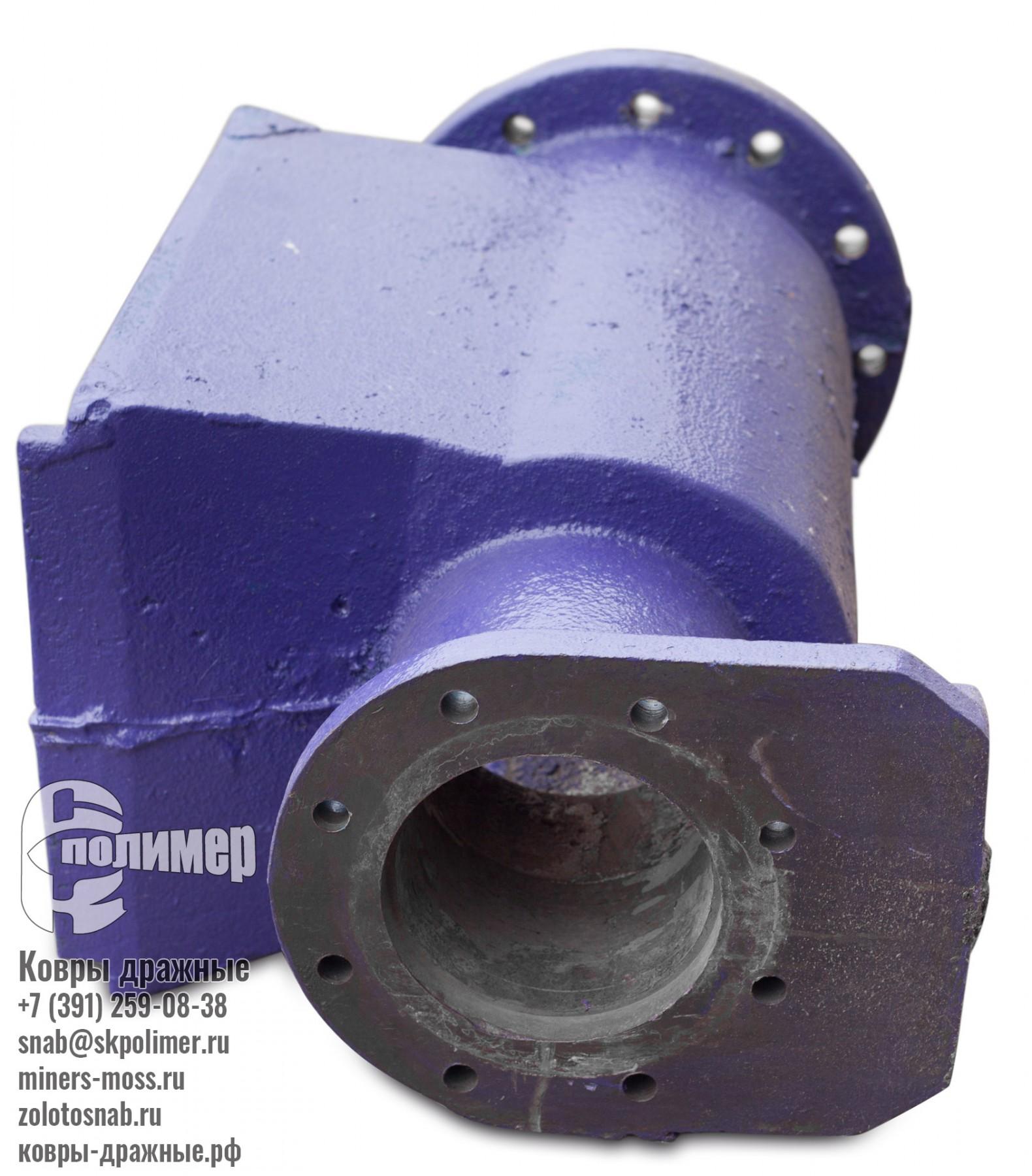 камера приемная для гидроэлеватора сталь