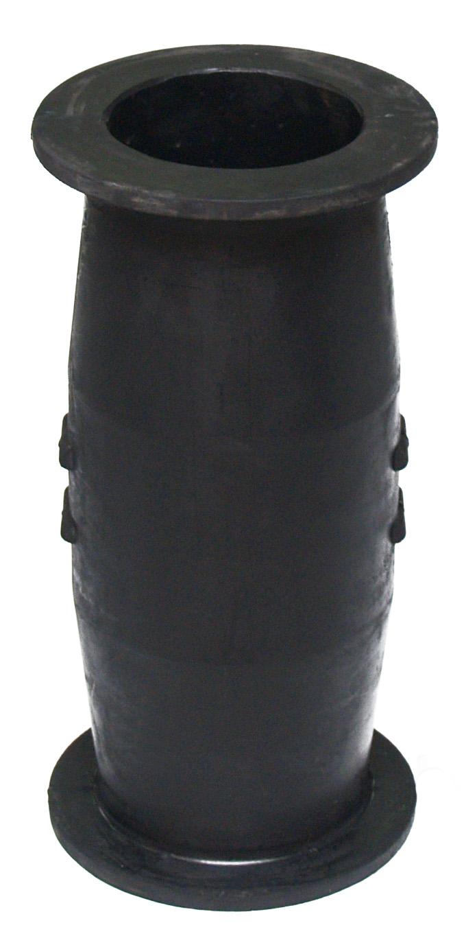 Патрубки резиновые (полиуретановые) к шланговым задвижкам