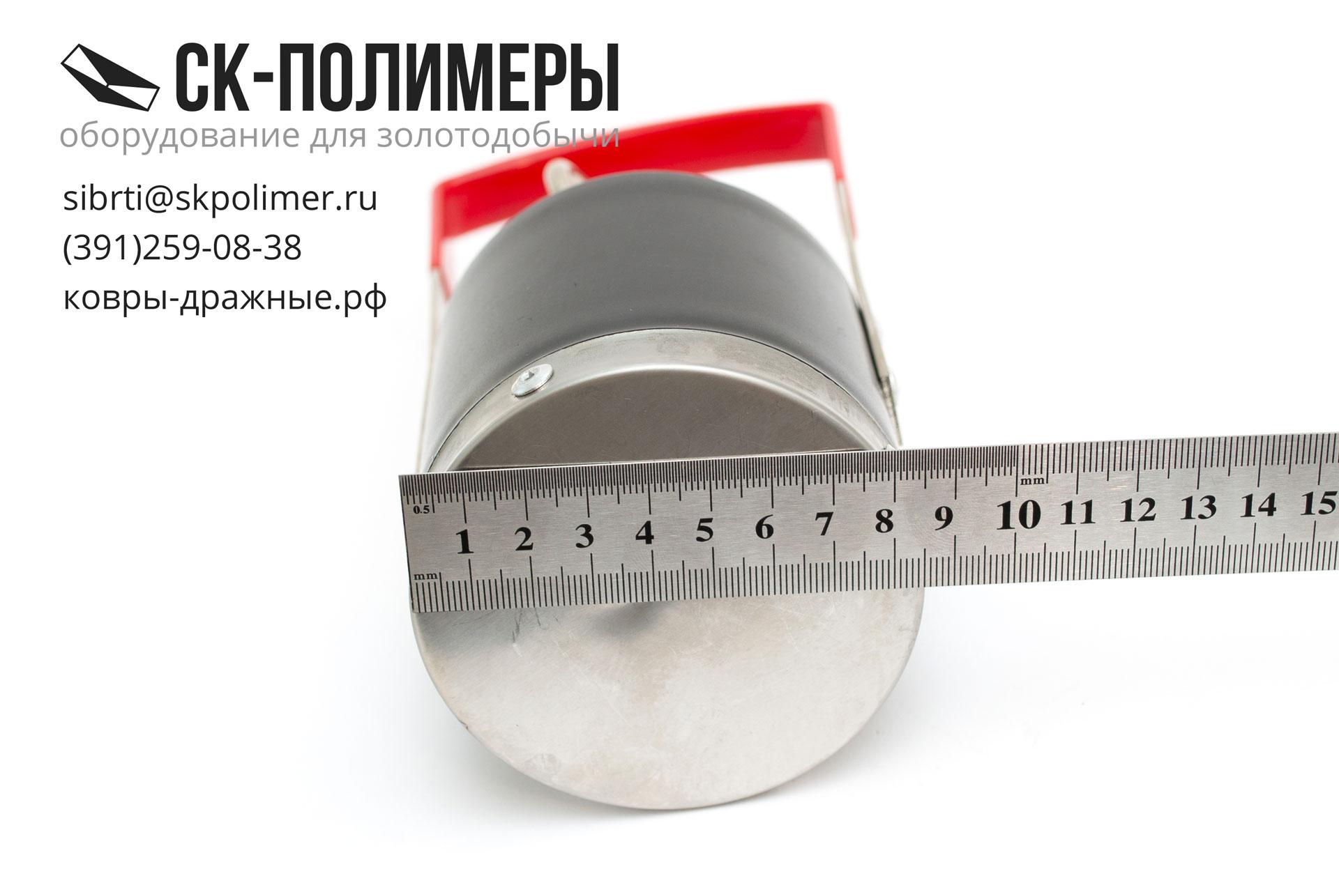 старательский магнит среднего размера купить