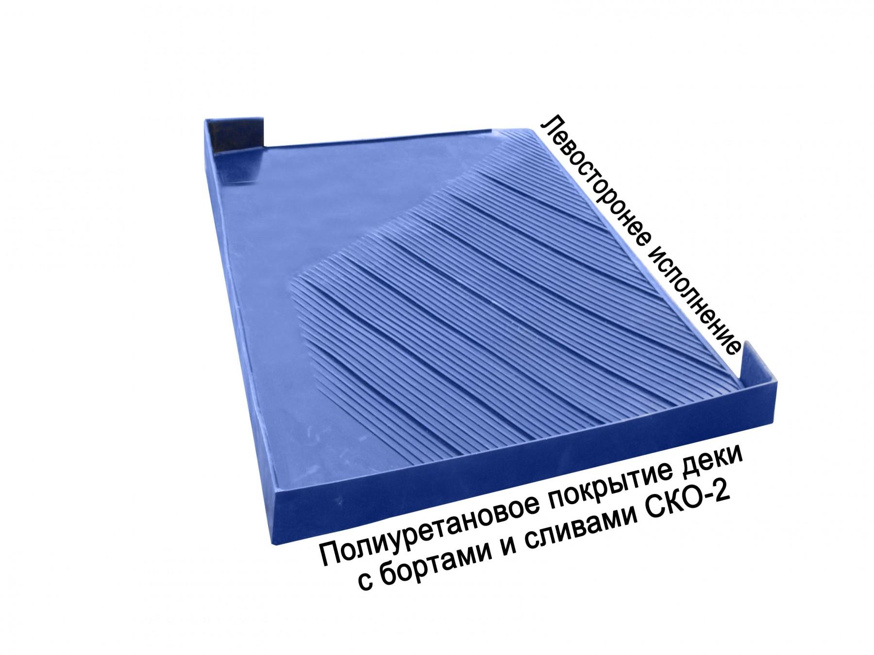 покрытие полиуретановое деки СКО-2