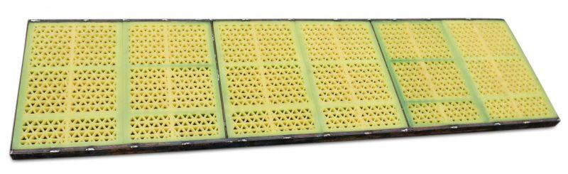 Полиуретановые модульные сита для грохотов (карты)
