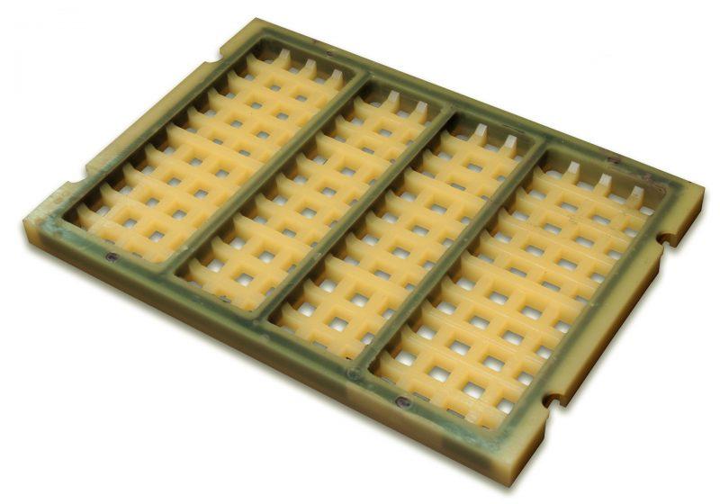 модульные сита для грохотов