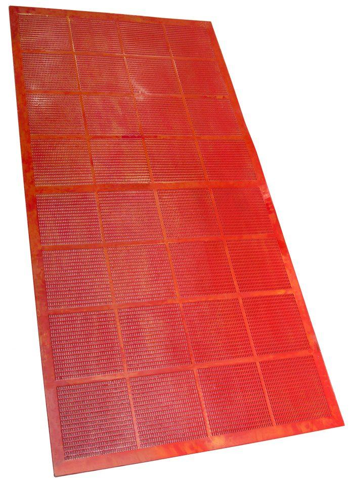 сита, просеивающие поверхности для отсадочных машин мод