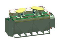 привод флотационной машины ФПМ-16