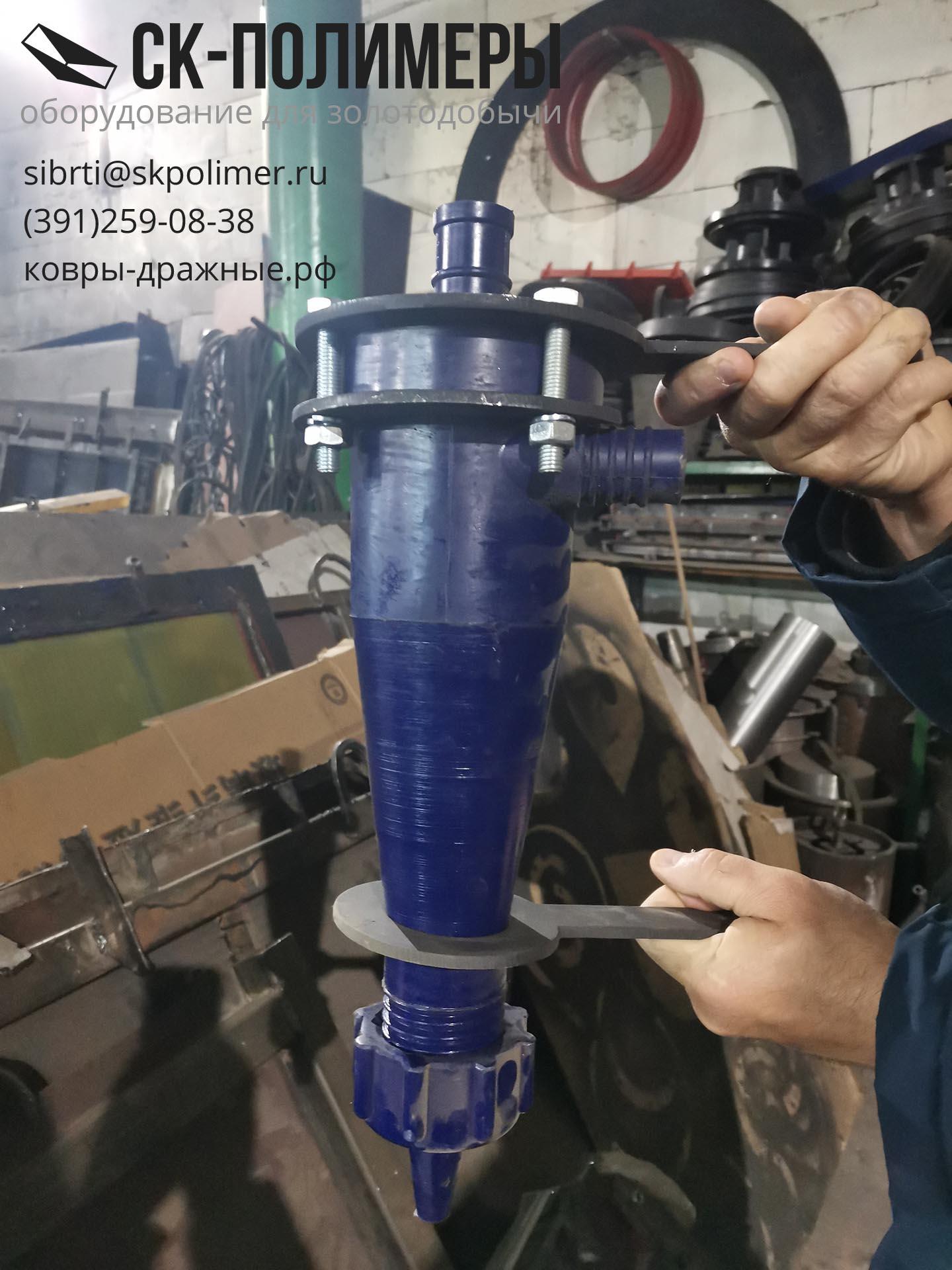 гидроциклоны производство