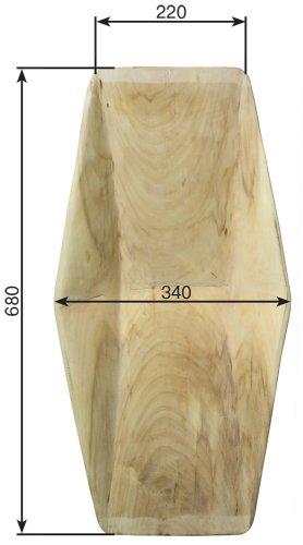 лоток из дерева гигант