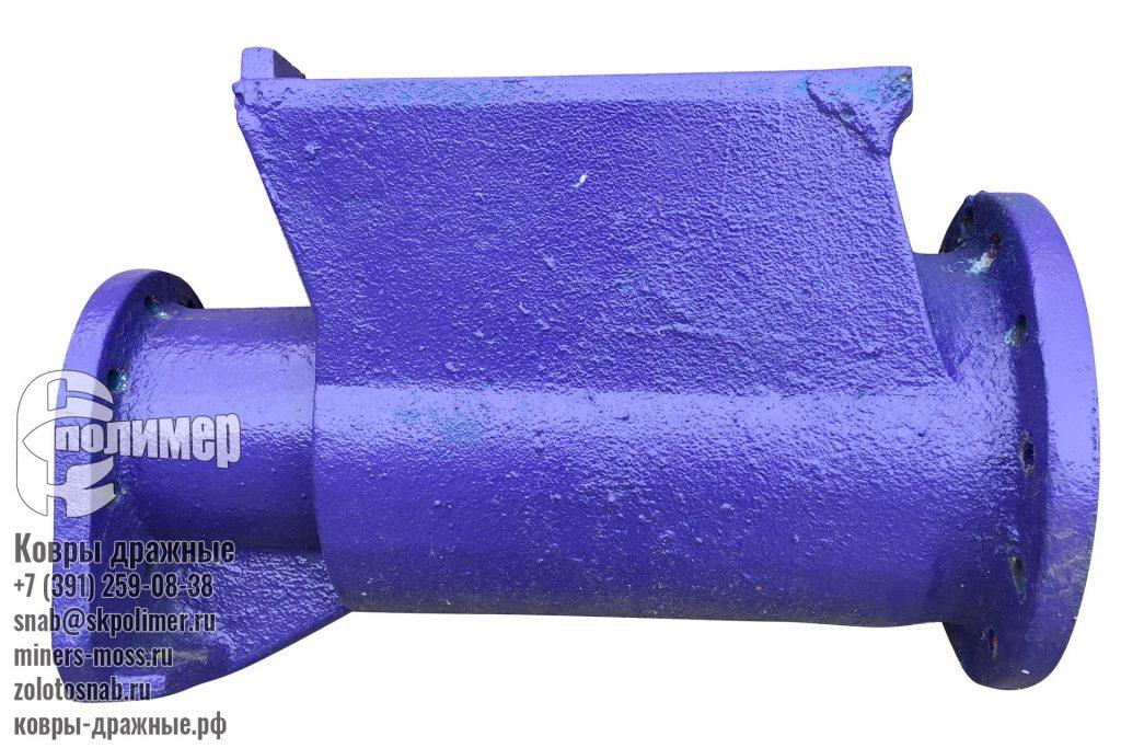 приемная камера гидроэлеватора ГЭ 190/400