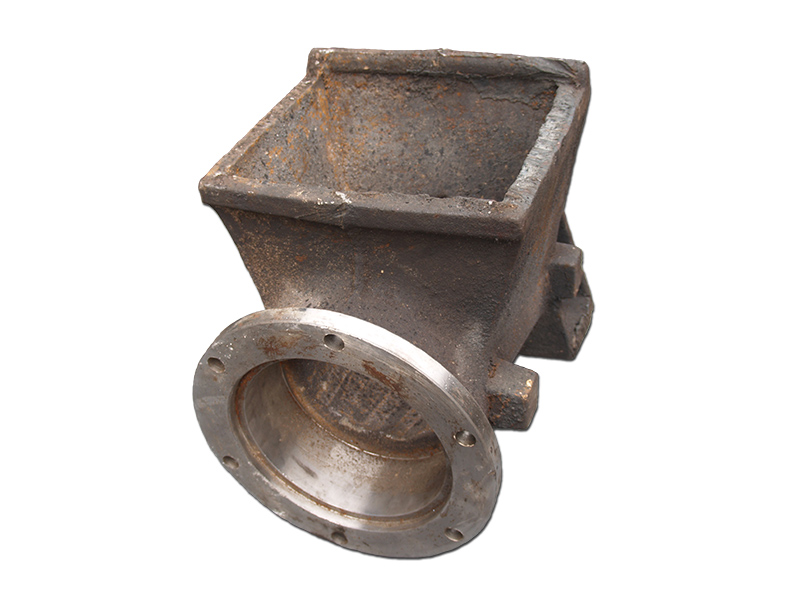 приемная камера для гидроэлеватора сталь