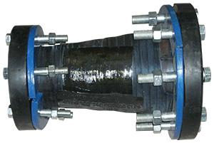 Соединения трубопроводов разных диаметров - Переходы (конуса)
