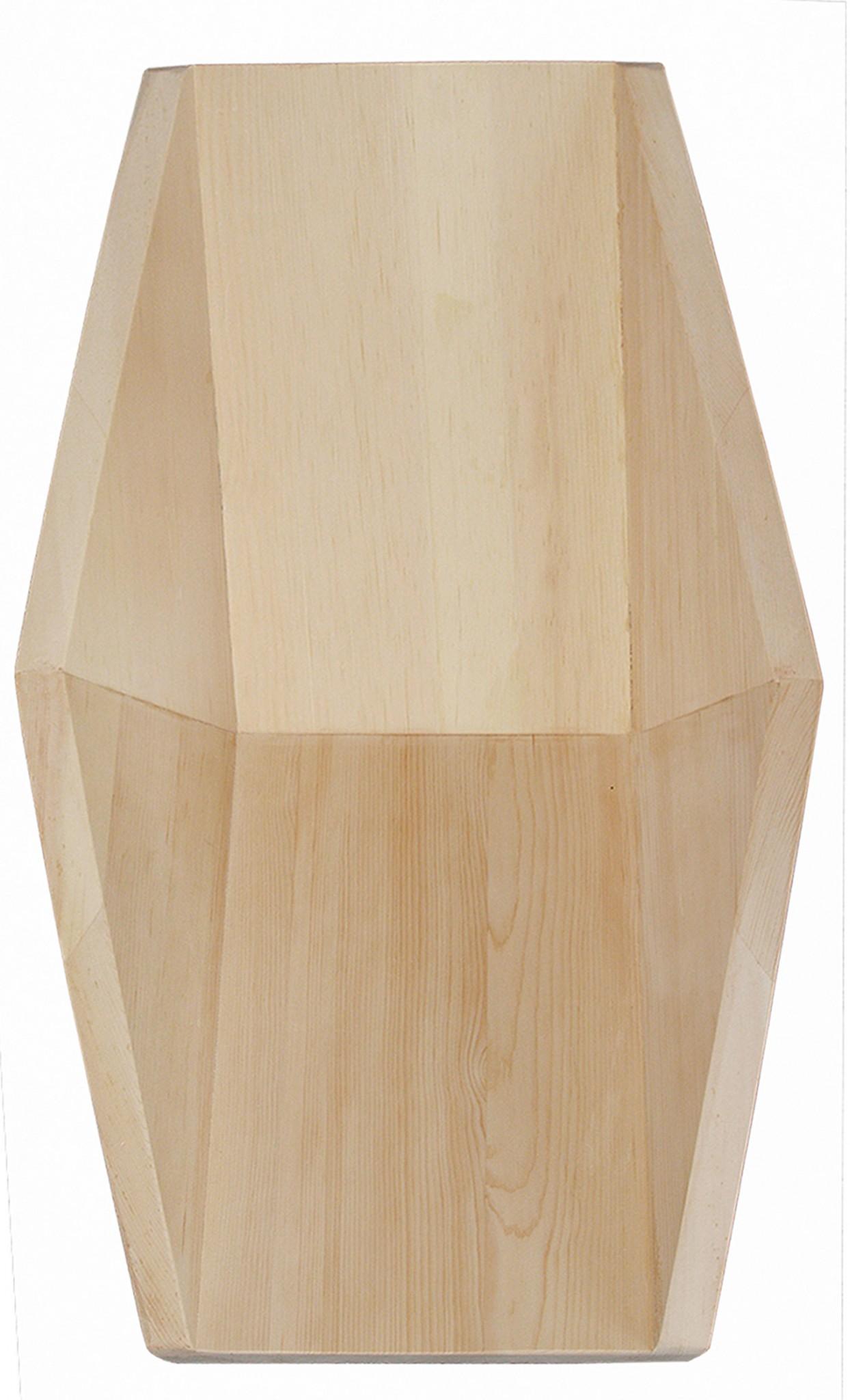 старательский лоток деревянный