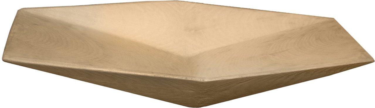 V-образный лоток, древесина-осина/тополь