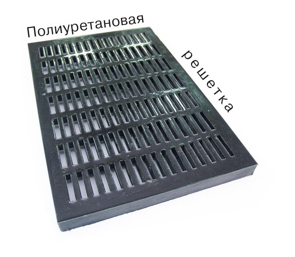 полиуретановая решетка для шлюз грохота
