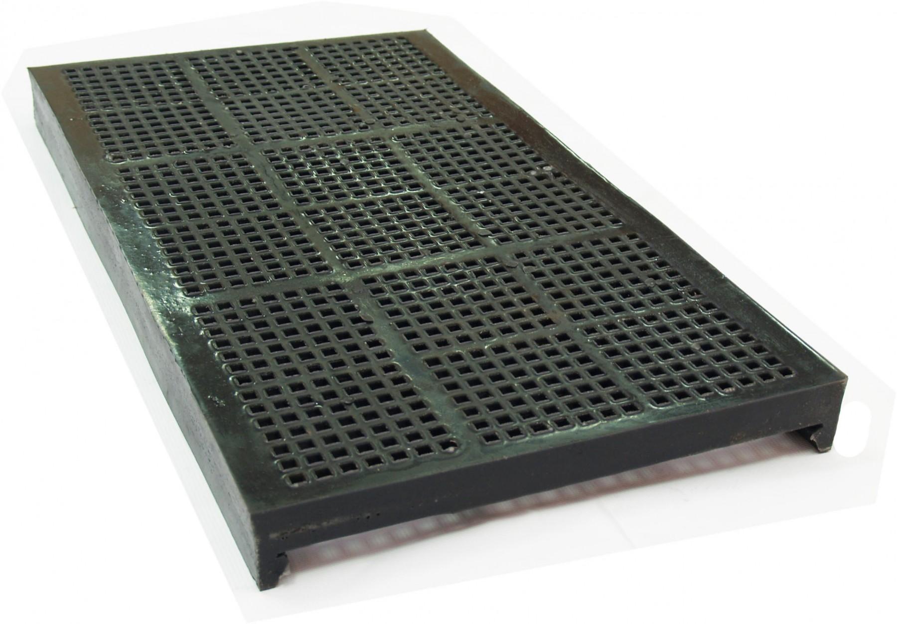 Сито полиуретановое с квадратной ячеей 1